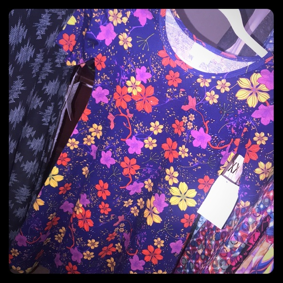 LuLaRoe Other - Vintage floral print dress, girls size 10